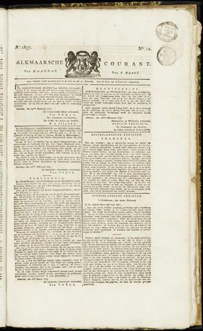 Alkmaarsche Courant 1837-03-06