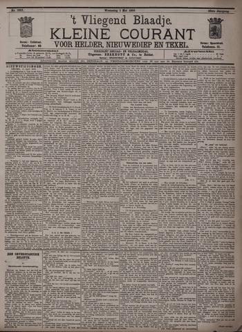 Vliegend blaadje : nieuws- en advertentiebode voor Den Helder 1895-05-01