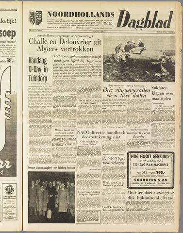 Noordhollands Dagblad : dagblad voor Alkmaar en omgeving 1960-01-29
