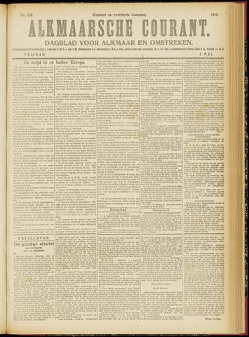 Alkmaarsche Courant 1918-05-03