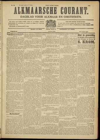 Alkmaarsche Courant 1928-01-13