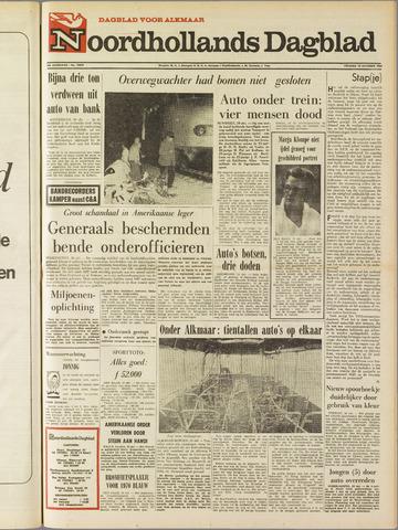 Noordhollands Dagblad : dagblad voor Alkmaar en omgeving 1969-10-10