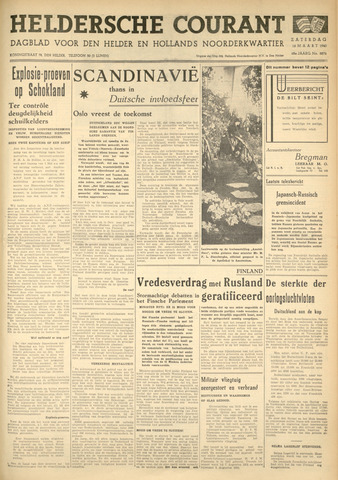 Heldersche Courant 1940-03-16