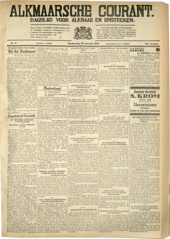 Alkmaarsche Courant 1933-01-26