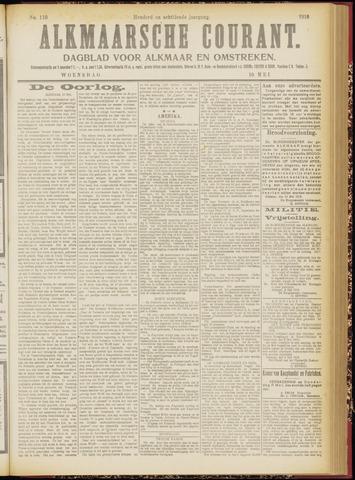 Alkmaarsche Courant 1916-05-10
