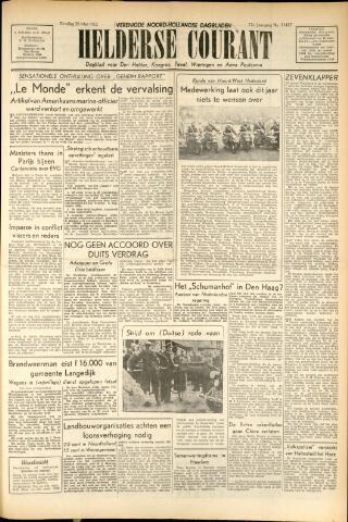 Heldersche Courant 1952-05-20