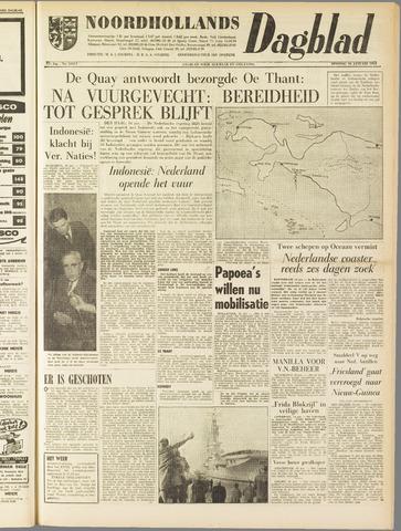Noordhollands Dagblad : dagblad voor Alkmaar en omgeving 1962-01-16