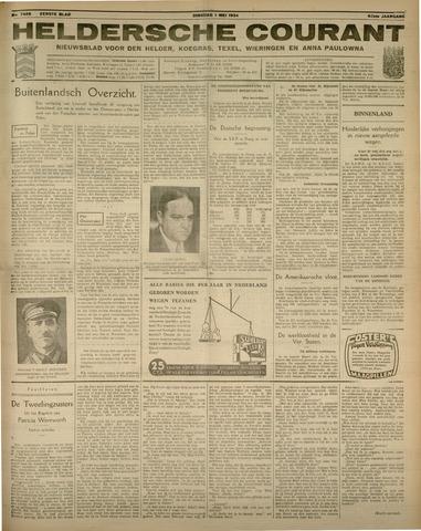 Heldersche Courant 1934-05-01