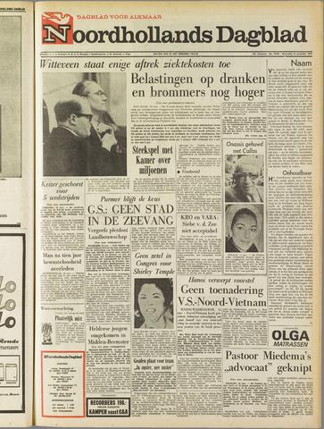 Noordhollands Dagblad : dagblad voor Alkmaar en omgeving 1967-11-15