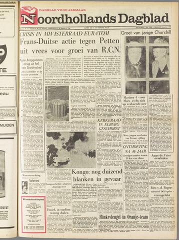 Noordhollands Dagblad : dagblad voor Alkmaar en omgeving 1964-11-30