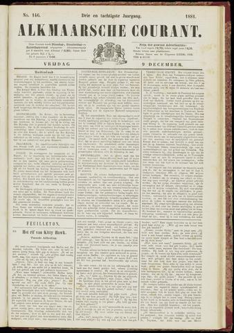 Alkmaarsche Courant 1881-12-09