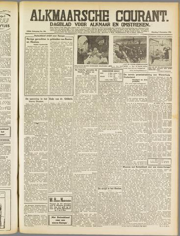 Alkmaarsche Courant 1941-12-02