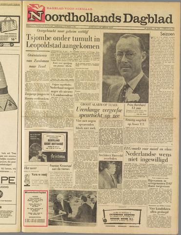 Noordhollands Dagblad : dagblad voor Alkmaar en omgeving 1964-06-26
