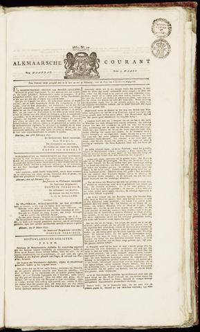 Alkmaarsche Courant 1831-03-07