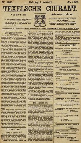 Texelsche Courant 1898