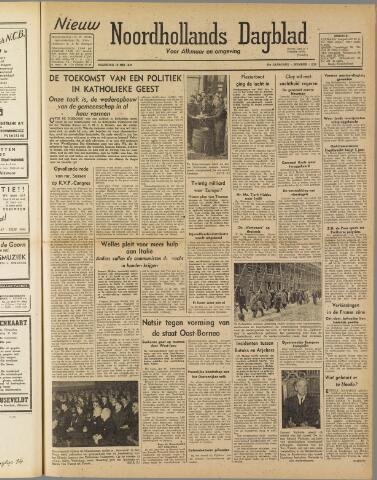 Nieuw Noordhollandsch Dagblad : voor Alkmaar en omgeving 1947-05-19