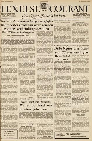 Texelsche Courant 1967-09-01