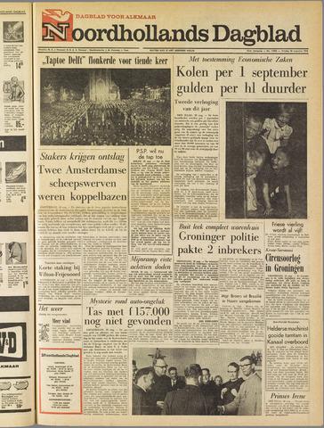 Noordhollands Dagblad : dagblad voor Alkmaar en omgeving 1963-08-30