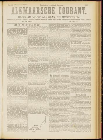 Alkmaarsche Courant 1915-04-26