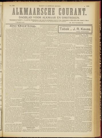 Alkmaarsche Courant 1916-11-10
