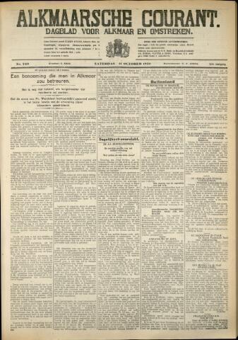Alkmaarsche Courant 1930-10-11