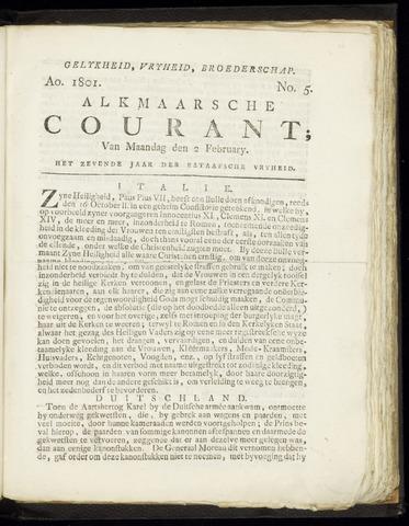 Alkmaarsche Courant 1801-02-02