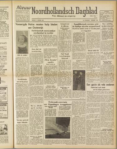 Nieuw Noordhollandsch Dagblad : voor Alkmaar en omgeving 1947-01-31