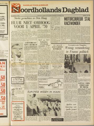 Noordhollands Dagblad : dagblad voor Alkmaar en omgeving 1969-07-11