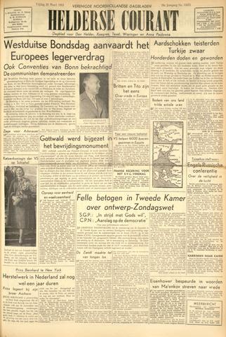 Heldersche Courant 1953-03-20