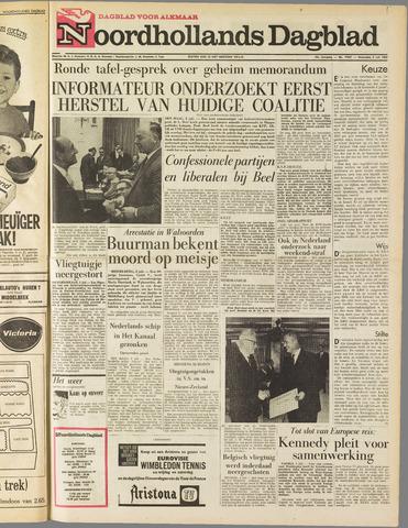 Noordhollands Dagblad : dagblad voor Alkmaar en omgeving 1963-07-03