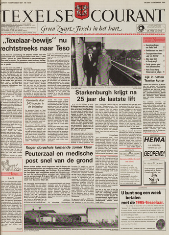 Texelsche Courant 1995-12-22