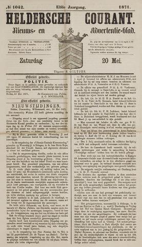 Heldersche Courant 1871-05-20