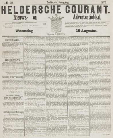 Heldersche Courant 1876-08-16