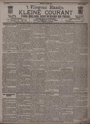 Vliegend blaadje : nieuws- en advertentiebode voor Den Helder 1895-05-15
