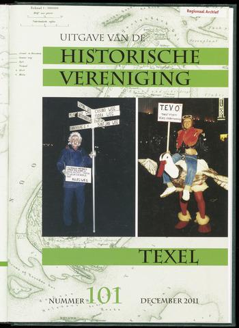 Uitgave Historische Vereniging Texel 2011-12-01