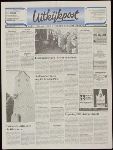 Uitkijkpost : nieuwsblad voor Heiloo e.o. 2000-10-04