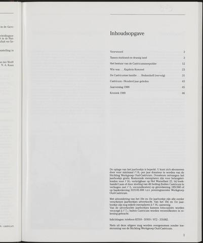 Jaarboek Oud Castricum 1989-11-01