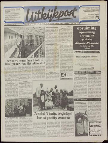 Uitkijkpost : nieuwsblad voor Heiloo e.o. 1992-07-08