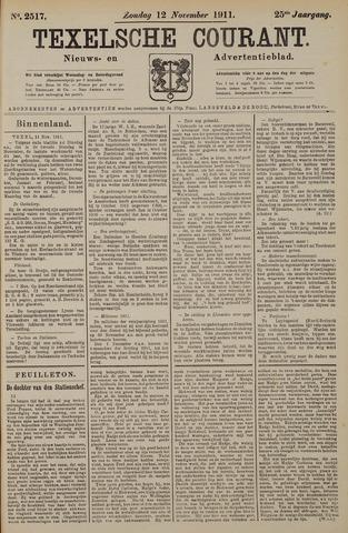 Texelsche Courant 1911-11-12