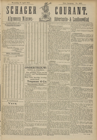 Schager Courant 1911-04-12