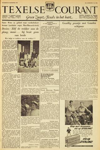 Texelsche Courant 1953-08-26