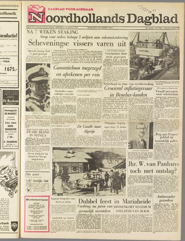 Noordhollands Dagblad : dagblad voor Alkmaar en omgeving 1964-02-22