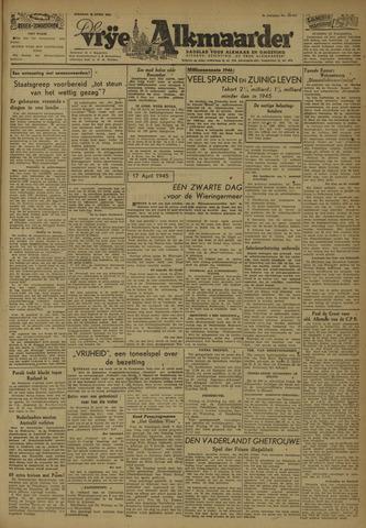 De Vrije Alkmaarder 1946-04-16