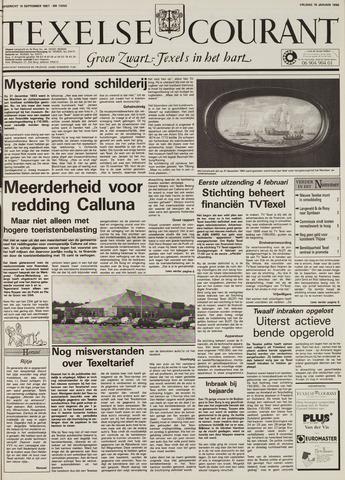Texelsche Courant 1996-01-19