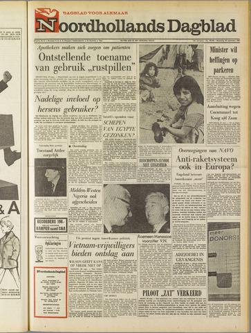 Noordhollands Dagblad : dagblad voor Alkmaar en omgeving 1967-09-20