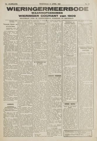 Wieringermeerbode 1942-04-15