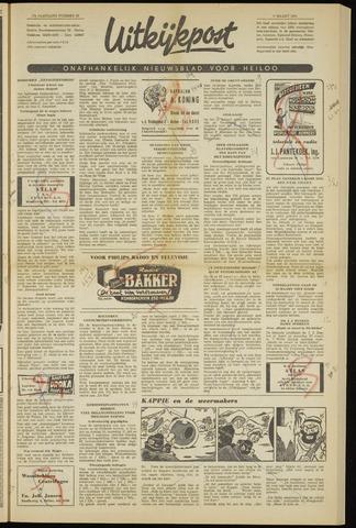 Uitkijkpost : nieuwsblad voor Heiloo e.o. 1961-03-09