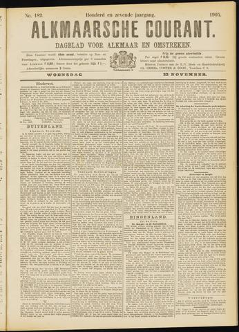 Alkmaarsche Courant 1905-11-22