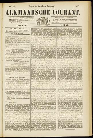 Alkmaarsche Courant 1887-06-05