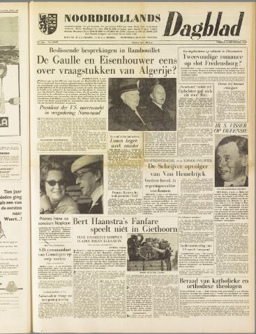 Noordhollands Dagblad : dagblad voor Alkmaar en omgeving 1959-09-04